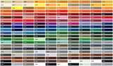 Inbraaksafe RAL-kleuren